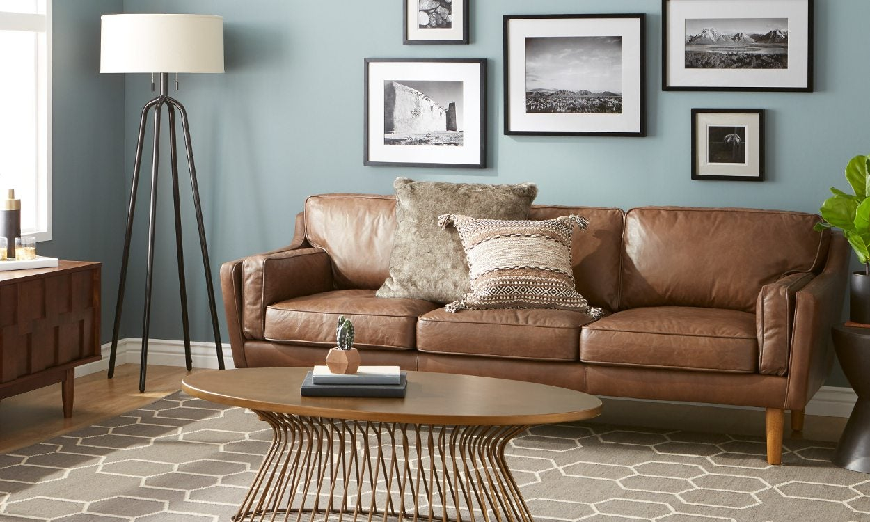 6 Steps For Cleaning A Leather Sofa Overstock pertaining to measurements 1250 X 750