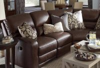 Awesome Reclining Living Room Furniture 4 Brown Leather with proportions 984 X 984