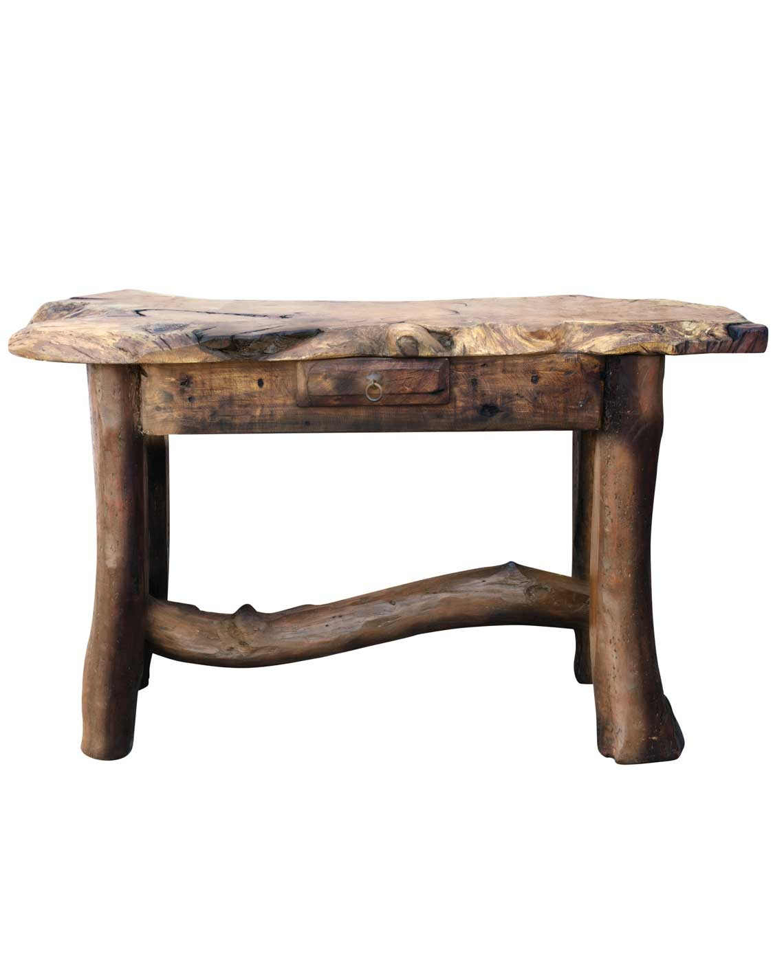 Barron Rustic Sofa Table within sizing 1140 X 1416