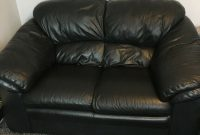 Black Leather Sofa In Hull East Yorkshire Gumtree with regard to dimensions 768 X 1024
