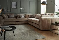 Corner Sofas Leather And Fabric Sofology within size 1600 X 900