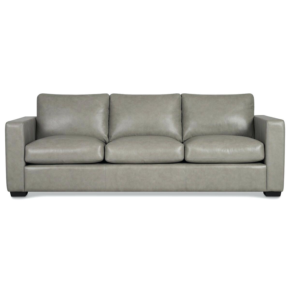 Custom Leather Sofa Matthewfarewellco intended for sizing 1200 X 1200