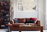 Debenhams Tan Leather Paris Large Sofa At Debenhams within dimensions 1250 X 1250