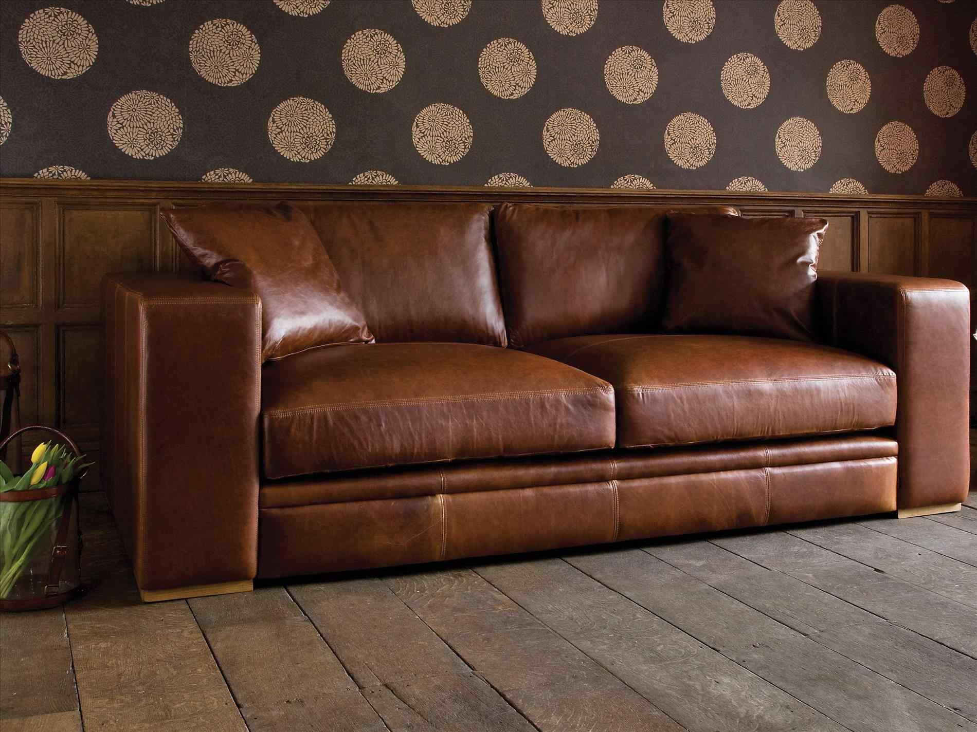 Furniture Minimalist Leather Couch Minimalist Wallpaper with size 1900 X 1425