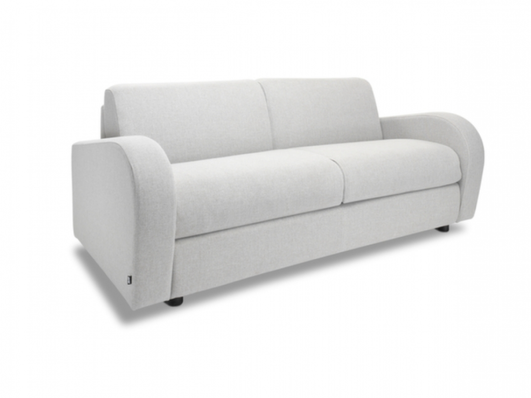 Jaybe Retro Deep Sprung 3 Seater Sofa Bed inside size 1055 X 791