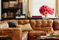 Living Room Inspiration Tan Leather Sofa regarding dimensions 750 X 1125