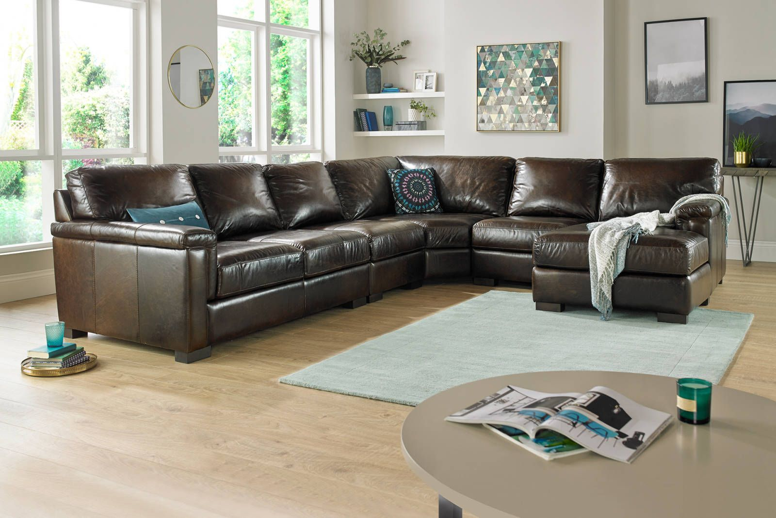 Malone Sofology Sofa Leather Sofa Family Room inside proportions 1600 X 1067