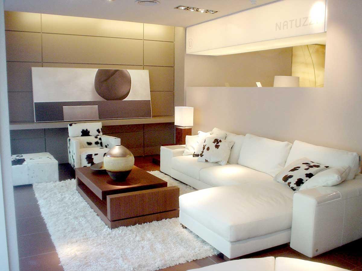 Modern Italian Natuzzi Leather Sofa In Clean White Design with dimensions 1200 X 900