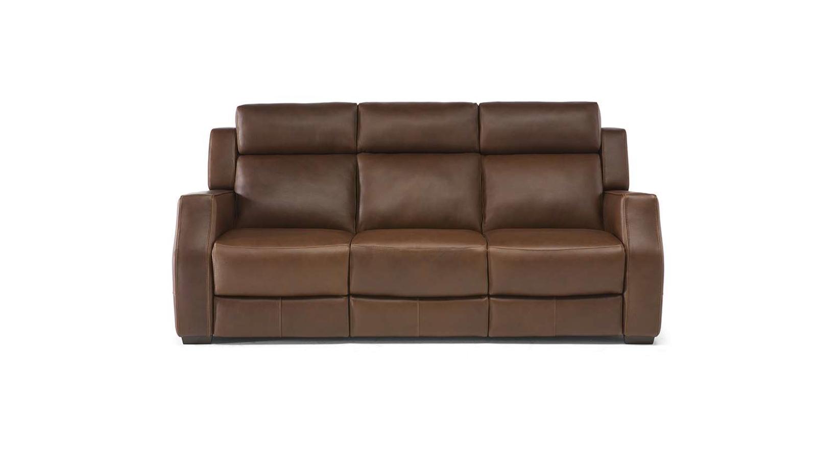 Natuzzi Editions Tenero C122 Reclining Sofa Bracko Home regarding sizing 1600 X 886