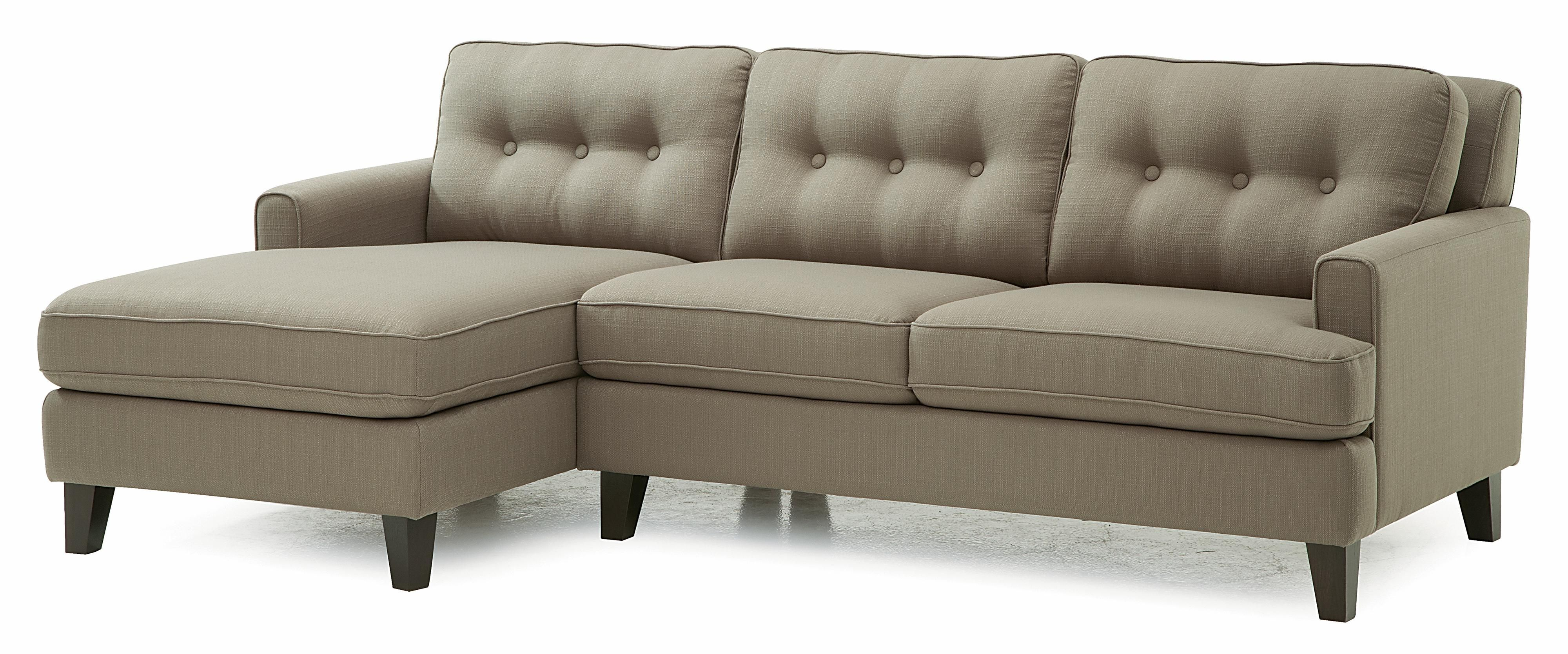 Palliser Barbara Two Piece Sectional Sofa With Lhf Chaise pertaining to measurements 4000 X 1669