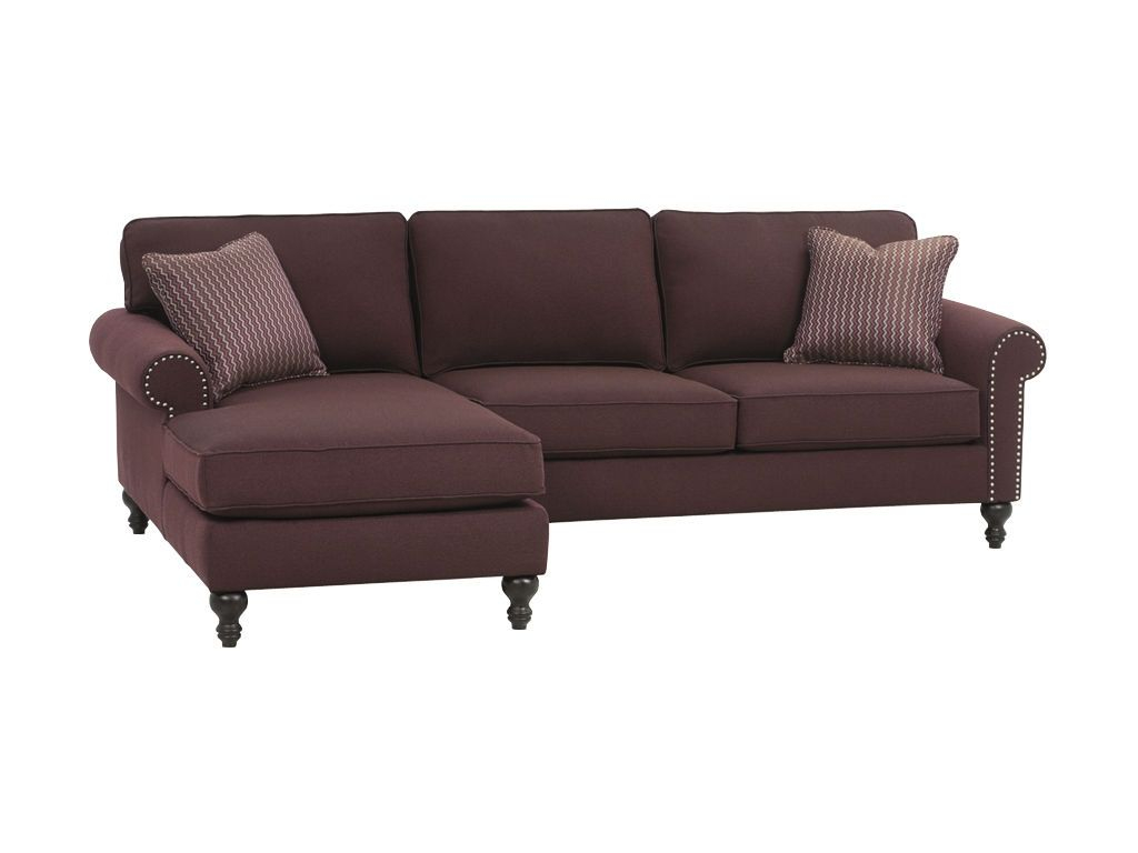 Rowe Living Room Bleeker Sectional N290 Sect Goods Nc pertaining to dimensions 1024 X 768