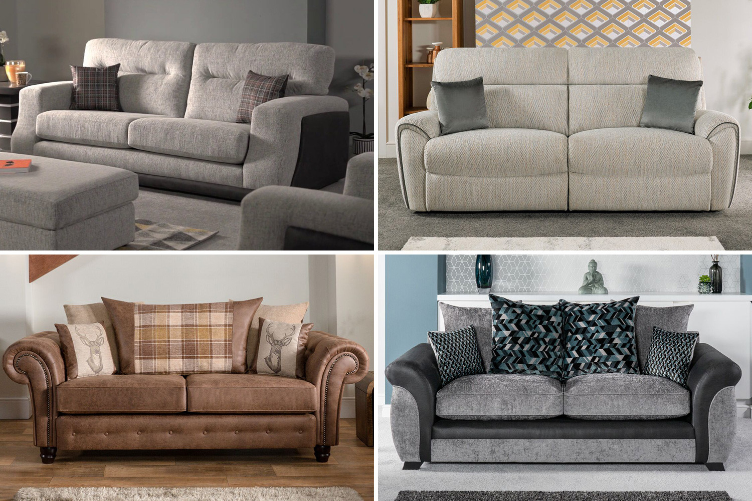 Sofa Deals For Black Friday Harveys Scs Habitat And with sizing 1500 X 1000