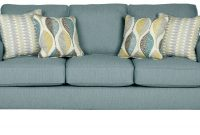 Sofas Rooms To Go Cypress Gardens Blue Sofa 10126604 pertaining to dimensions 3000 X 1663