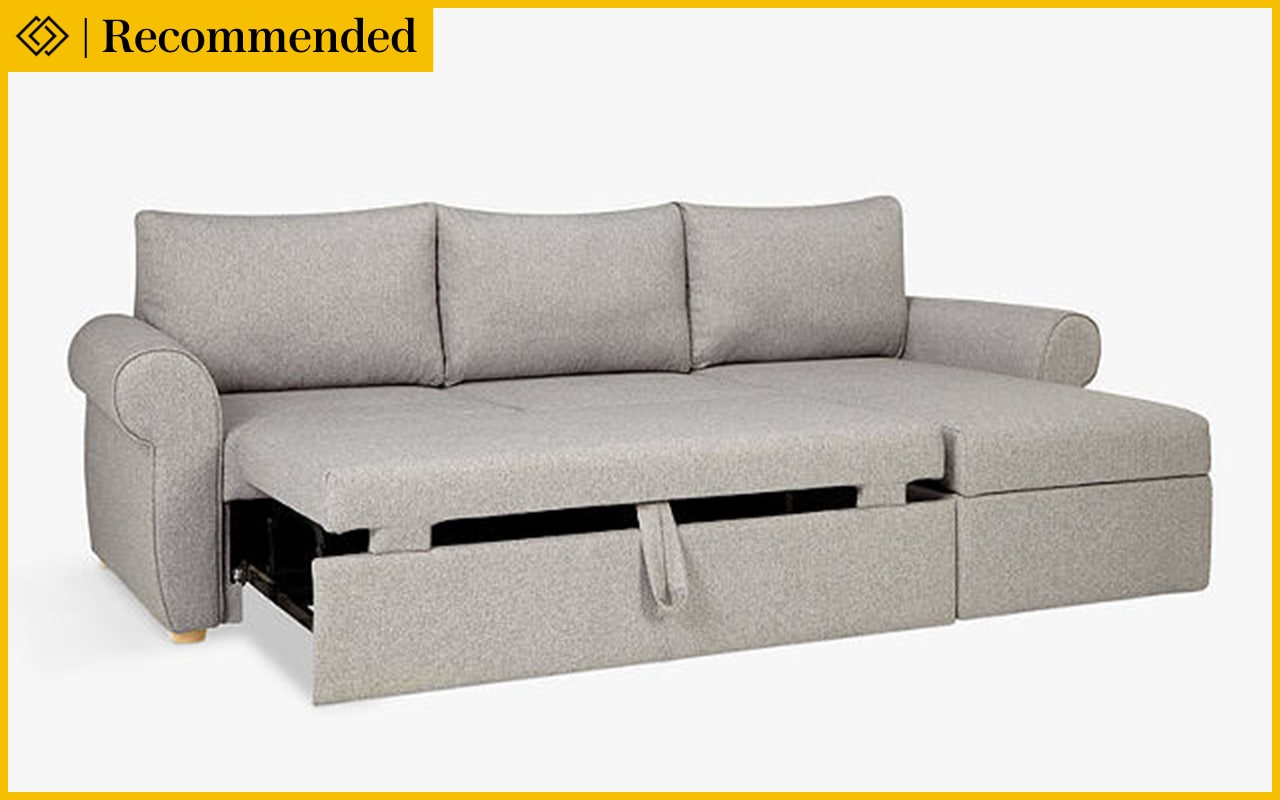 The Best Sofa Beds For Sitting And Sleeping intended for size 1280 X 800
