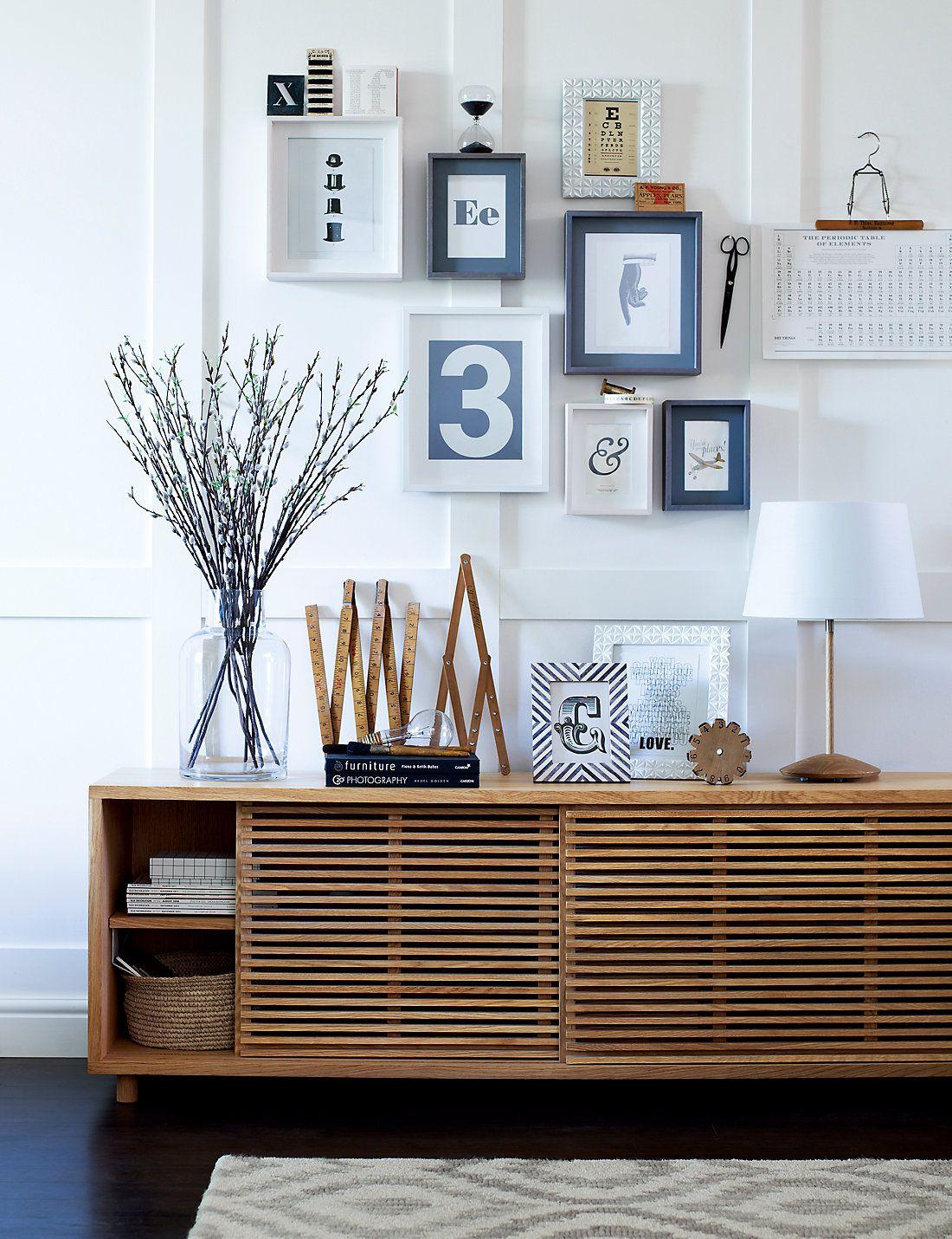 Conran Aiken Sideboard Contemporary Home Decor Home Decor within proportions 1100 X 1430