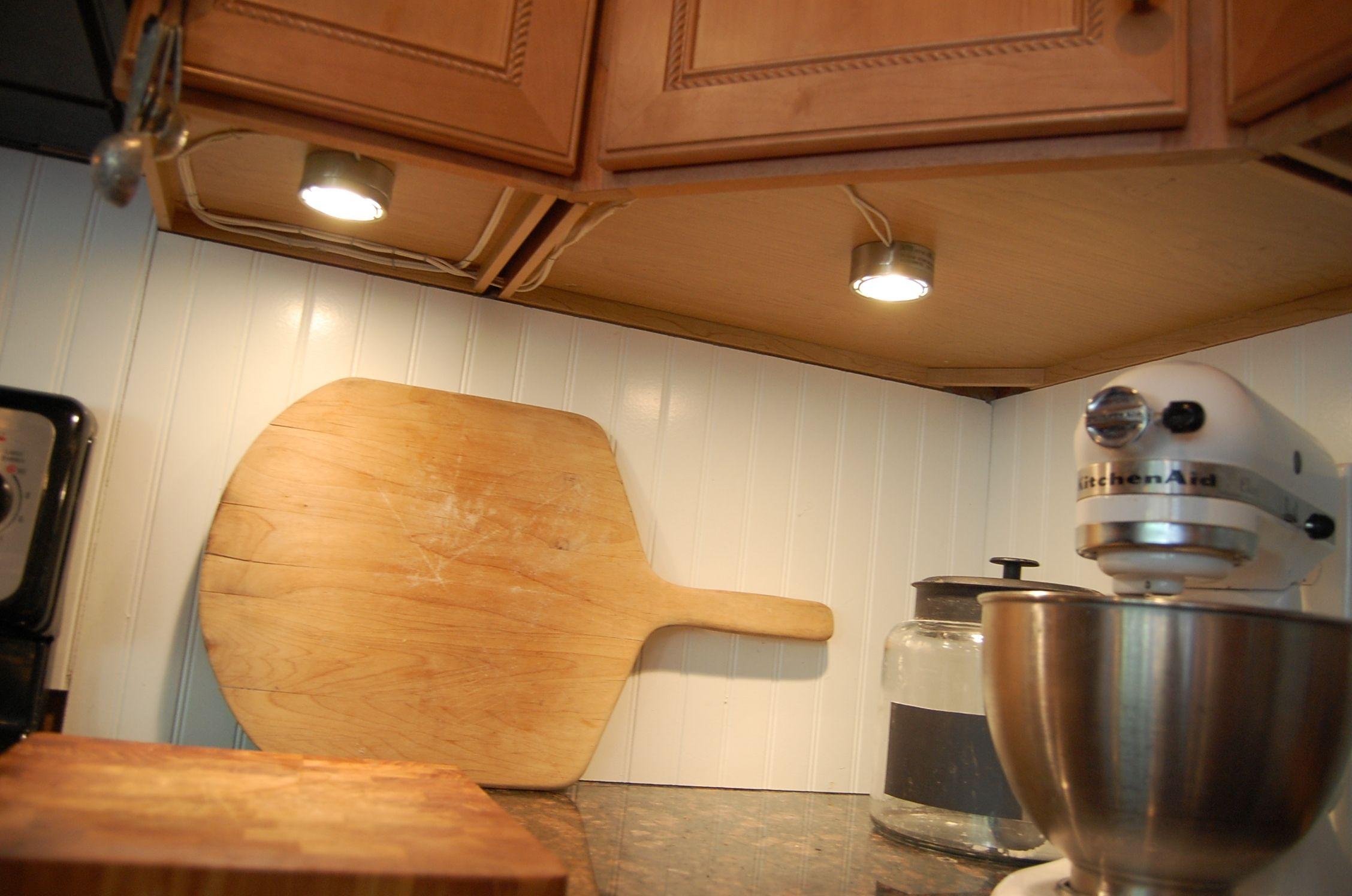 screwfix kitchen lights