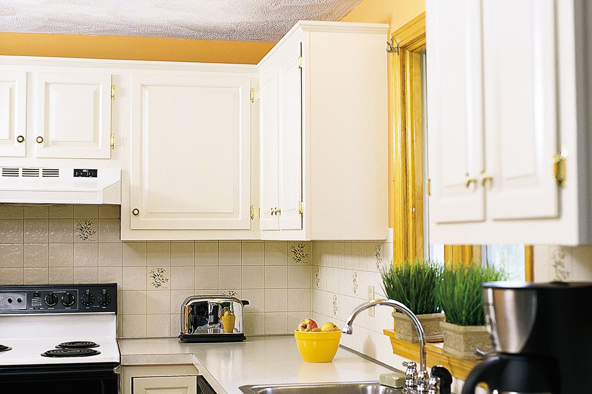 Painting Kitchen Cabinets Like A Professional • Patio Ideas