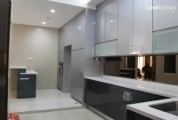 Stunning Modern Kitchen Cabinet Design In Malaysia Lora throughout proportions 2200 X 1467