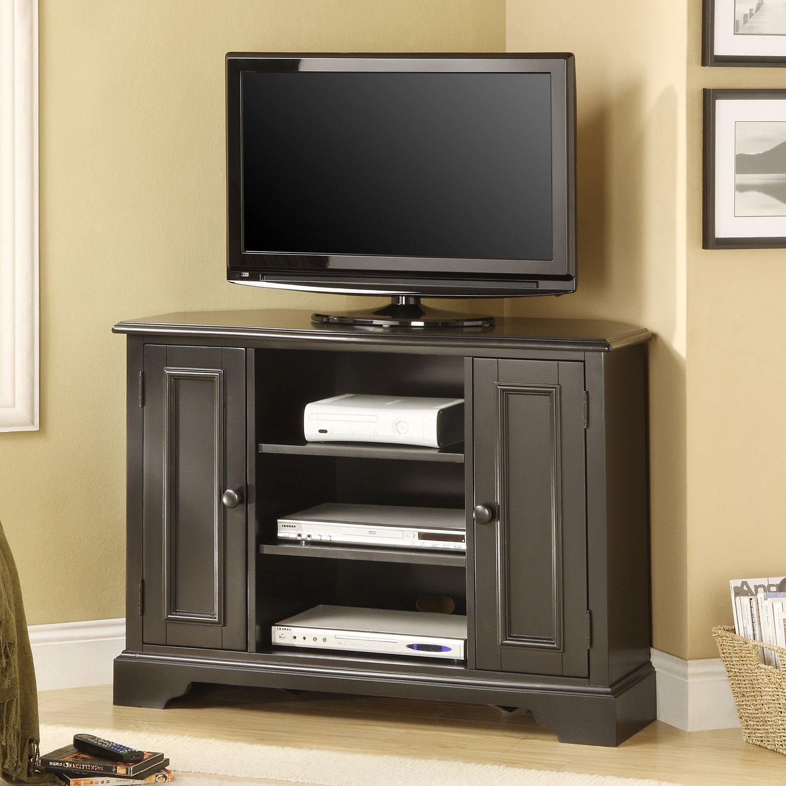 Tv Stand For Bedroom Corner Design Interior Stands Small intended for proportions 1600 X 1600