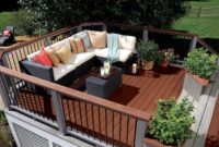 patio furniture for 12x12 deck